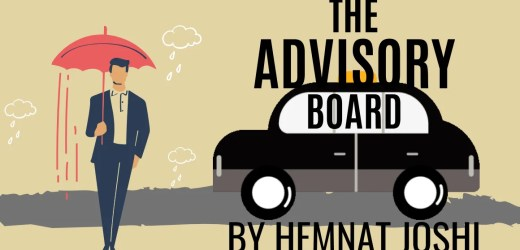 Book Review: The Advisory Board by Hemant Joshi