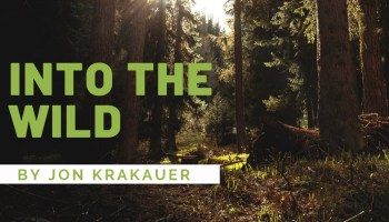 Book Review - Into the Wild by Jon Krakauer