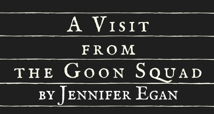 Book Reviews - A Visit from the Goon Squad by Jennifer Egan
