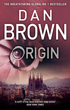 Book Review - Origin by Dan Brown