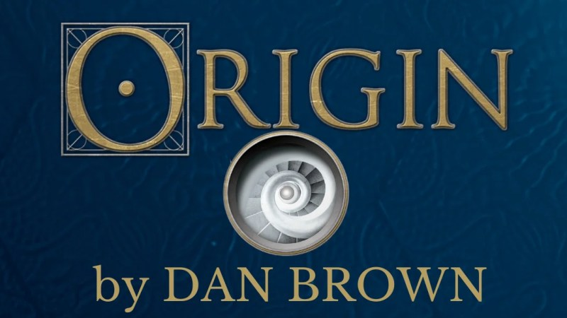 Book Review: Origin by Dan Brown (Robert Langdon Series #5)