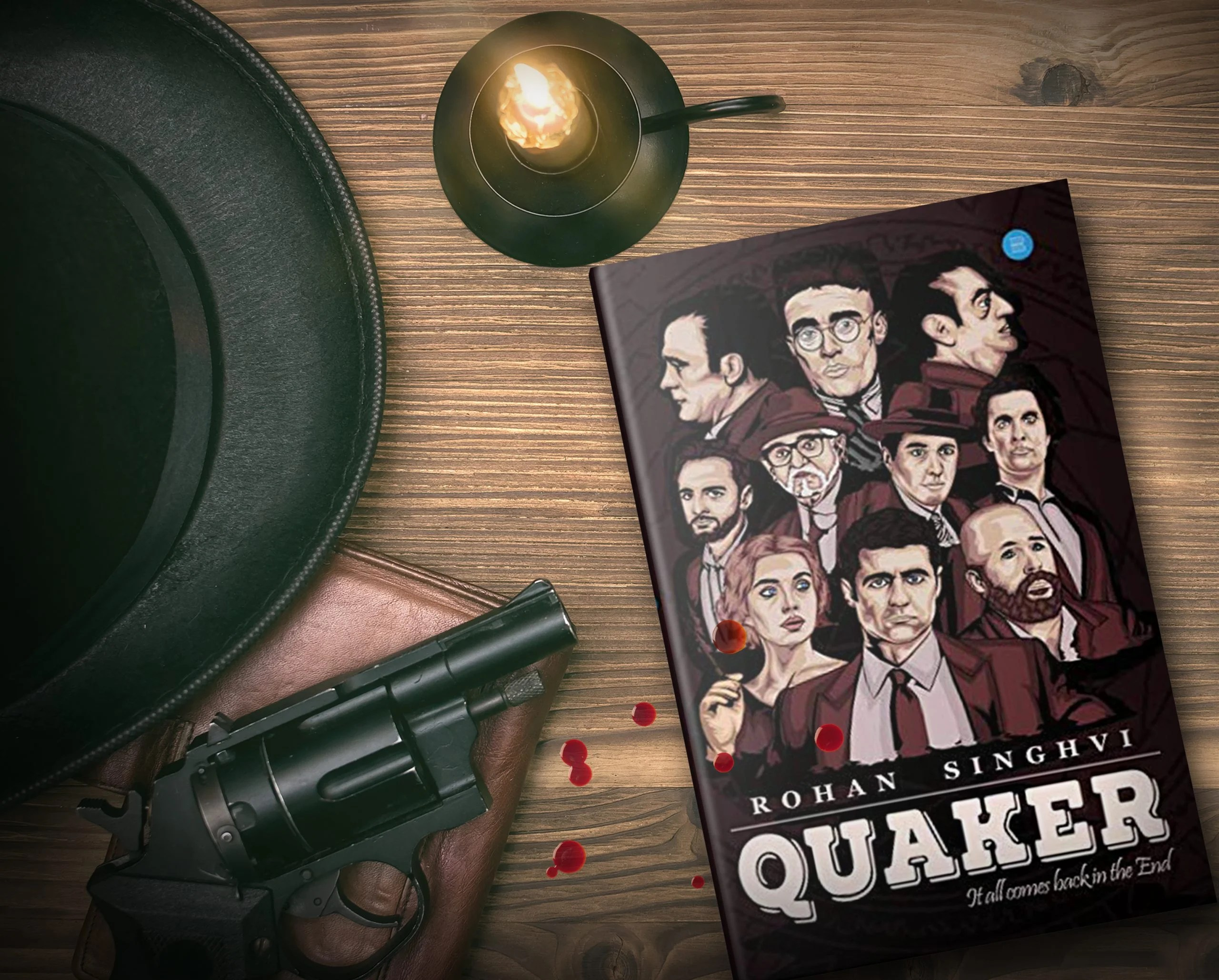 Quaker by Rohan Singhvi