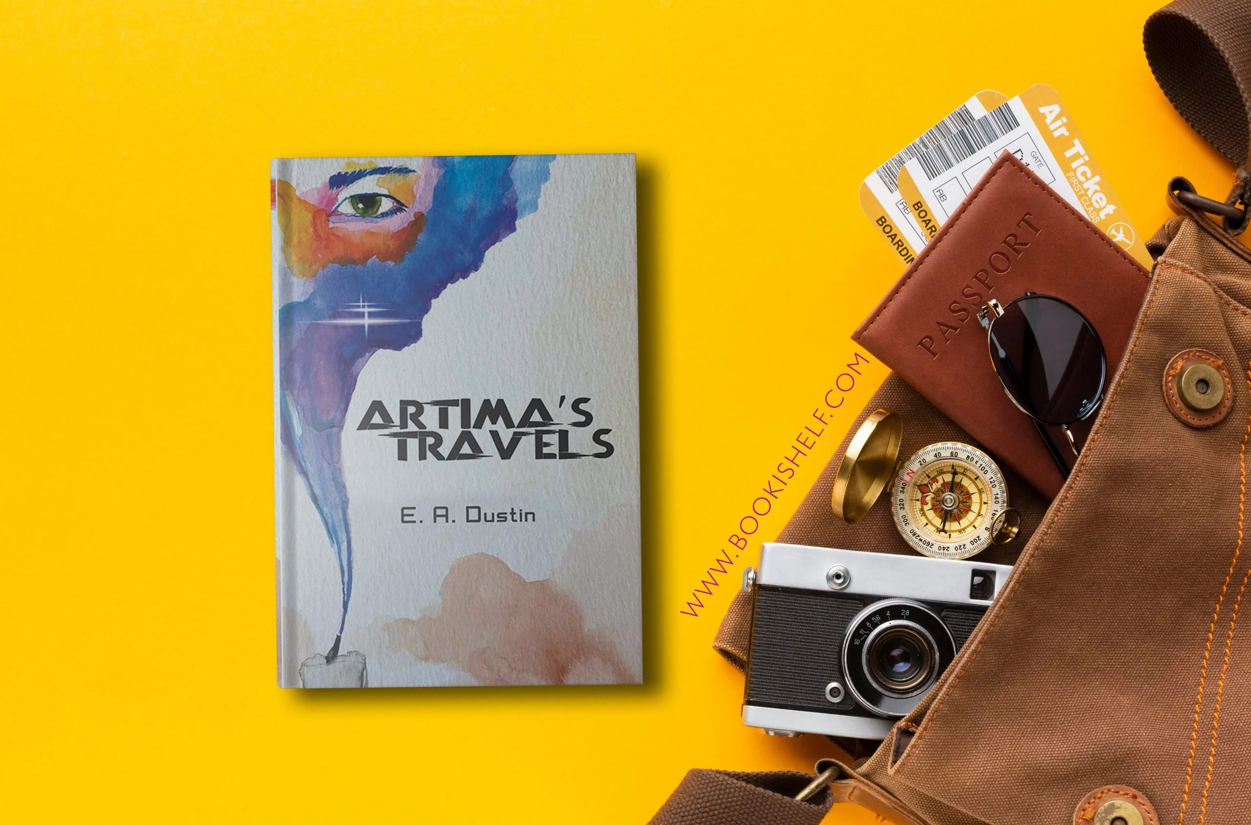 Artima's Travels by E A Dustin -