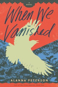 Cover of When We Vanished by Alanna Peterson
