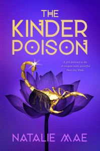 Cover of The Kinder Poison by Natalie Mae