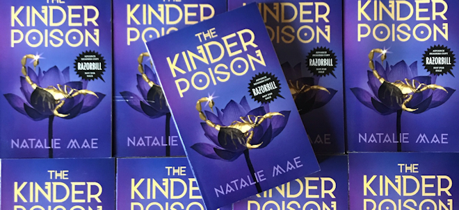 Review: The Kinder Poison by Natalie Mae