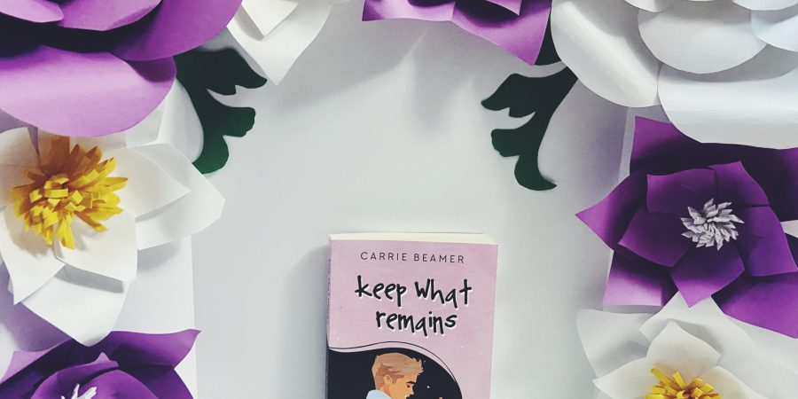 Review and Dreamcast: Keep What Remains by Carrie Beamer