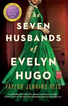 Seven Husbands of Evelyn Hugo book cover