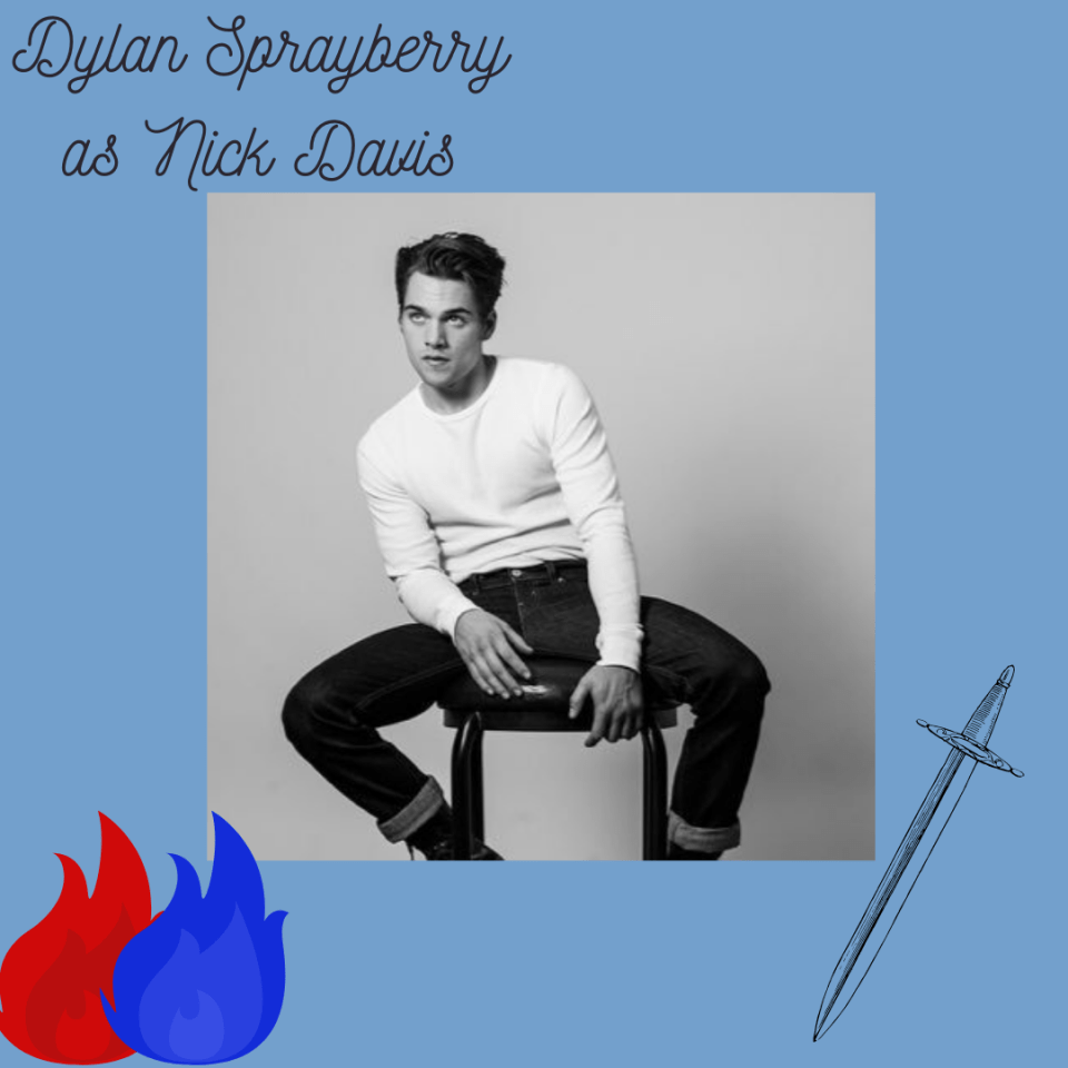 Dylan Sprayberry as Nick Davis