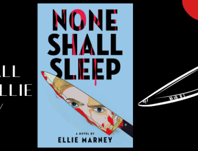 None Shall Sleep by Ellie Marney: Review