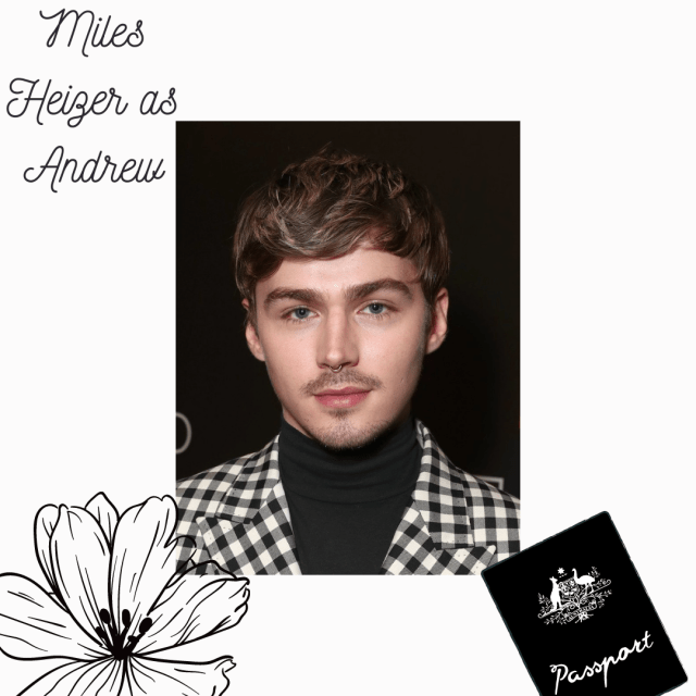 Miles Heizer as Andrew fancast