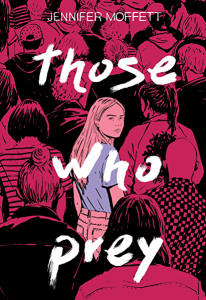 Those Who Prey book cover