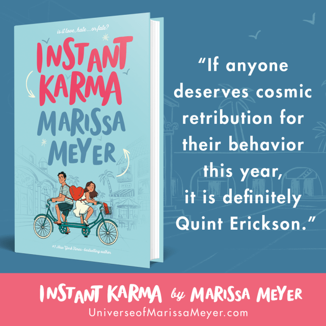 Quote from Instant Karma