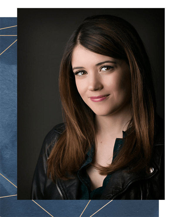 Headshot of Alexandra Bracken