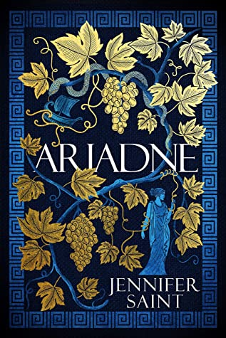 Cover of the mythology book Ariadne