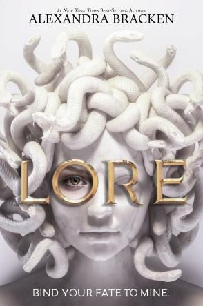 Lore Book Cover