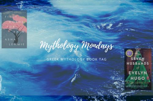 Mythology Mondays Greek Mythology Book Tag