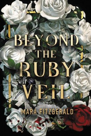 Beyond the Ruby Veil by Mara Fitzgerald book cover