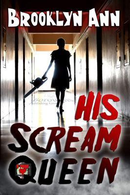 His Scream Queen book cover