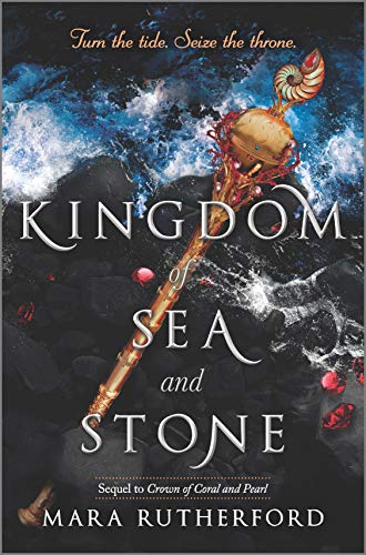 Kingdom of Sea and Stone book cover