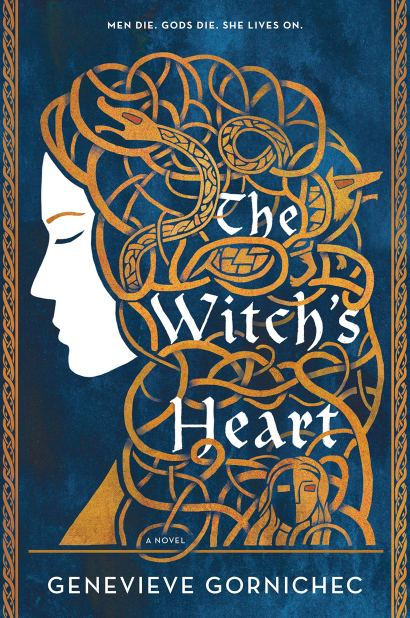 Cover of the mythology book The Witch's Heart