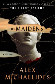 The Maidens book cover