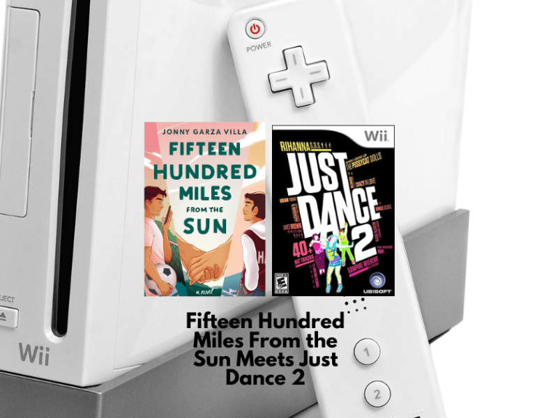 Fifteen Hundred Miles From the Sun Meets Just Dance 2