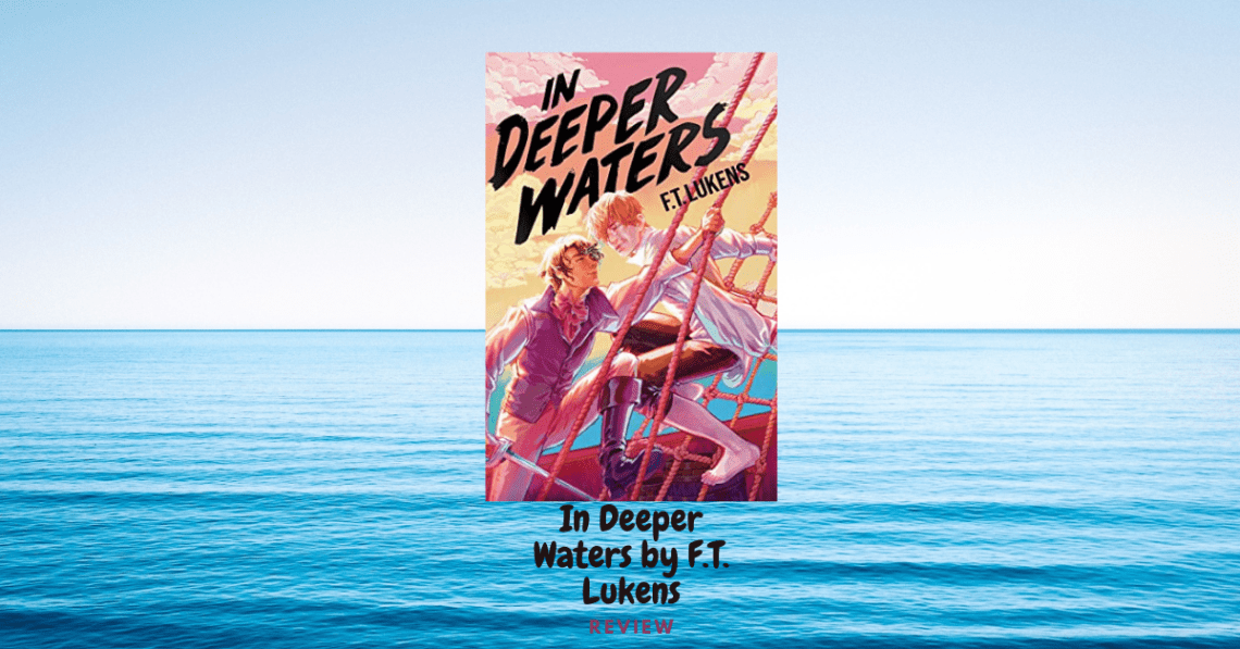 Banner for In Deeper Waters by F.T. Lukens
