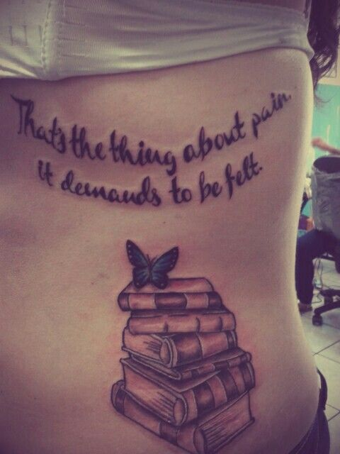 A list of popular John Green tattoos and quotes from his books! Literary Tattoos: John Green | Bookish Fawn