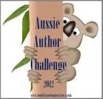 Aussie Author Challenge 2012
