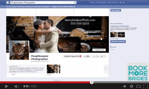 Facebook For Wedding Pros