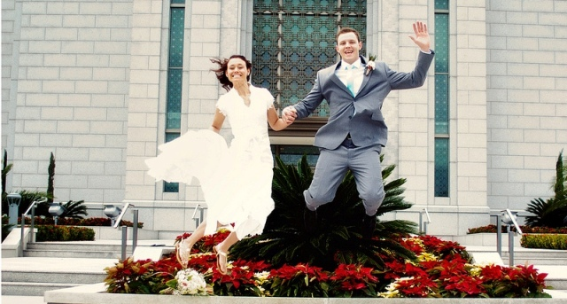 Jumping Couple2