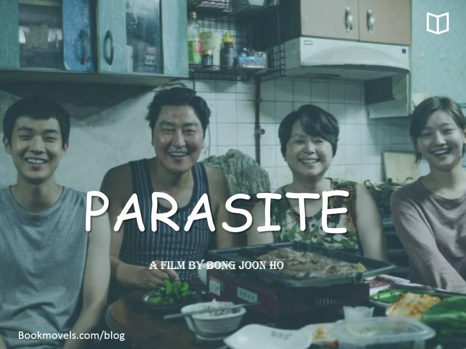 مراجعة فيلم Parasite من مدونة Bookmovels