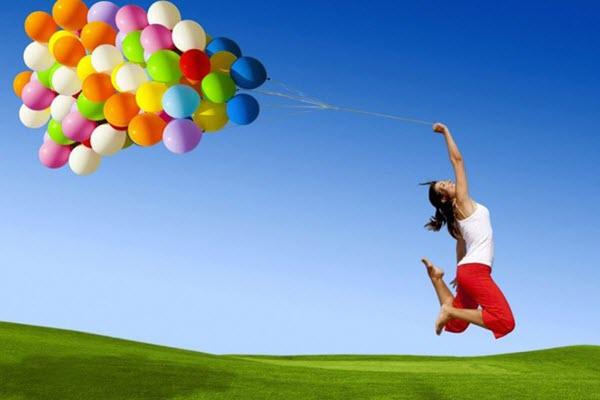 Book balloons