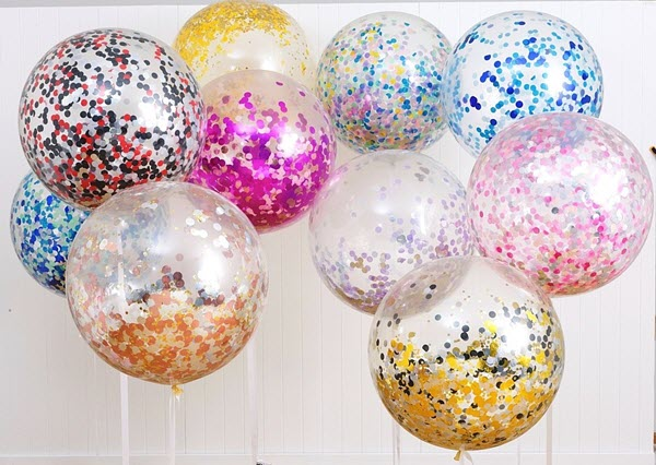 Top 3 Tips & Tricks using Confetti Balloons