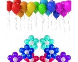 100 Air Balloons + 40 Helium Combo