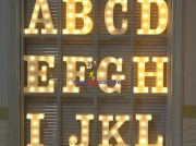 Led Marquee Numbers & Alphabets