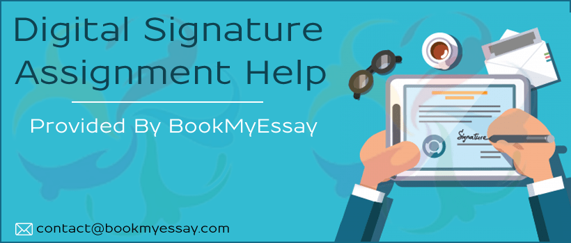 digital signature assignment help