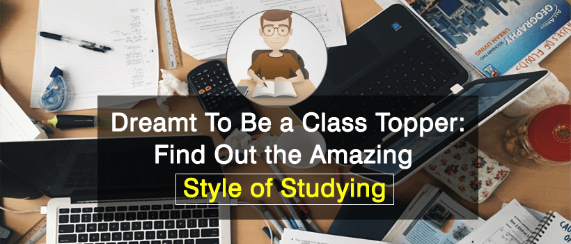 style of study - BookMyEssay