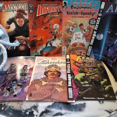Neue US-Comics 2