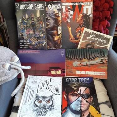 Neue US-Comics 3
