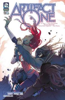 Artifact One #4 (Aspen) Comiccover