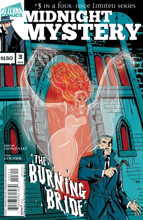 Midnight Mystery #3 (Alterna Comics) Comiccover