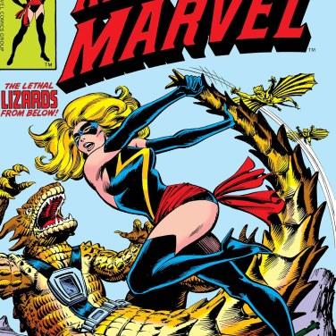 Ms Marvel kämpft mit Monstern
