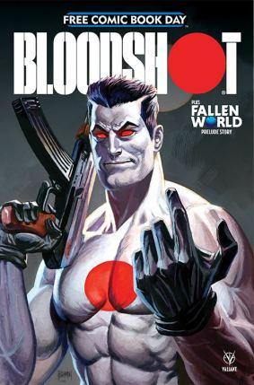 Bloodshot Special FCBD 2019