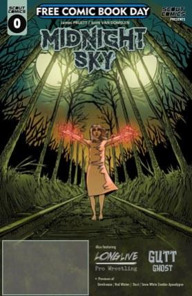 Midnight Sky FCBD 2019