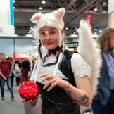 Cosplay in Halle 2