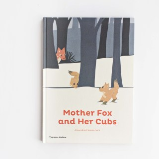 Mother Fox and Her Cubs