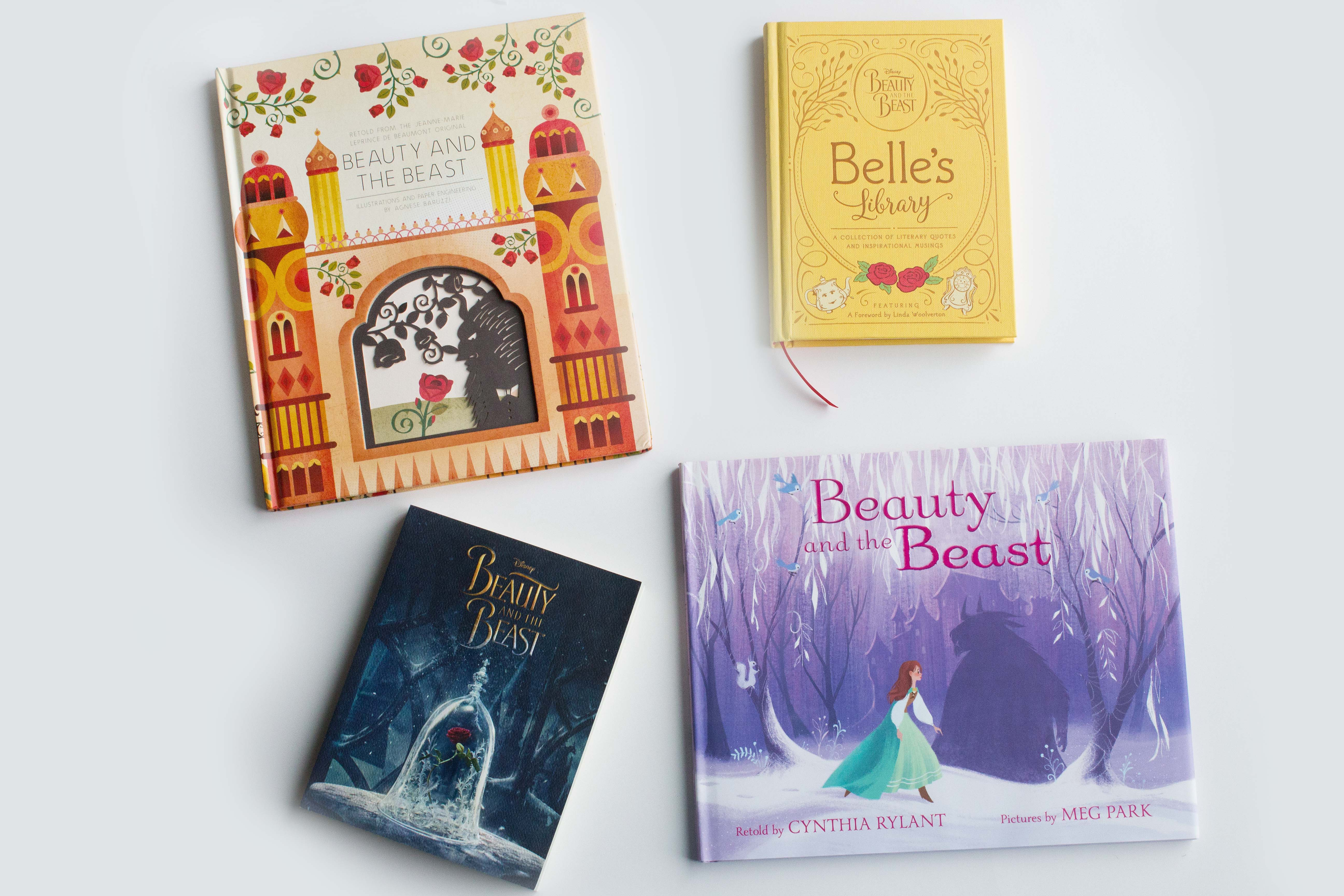 Beauty And The Beast Books Book Nerd Mommy