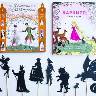 Fairytales and Shadow Puppet Play